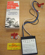 Inductive Discharge Electronic Ignition kit